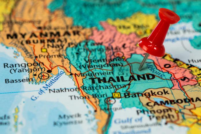 থাইল্যান্ডের উত্তরপশ্চিমাঞ্চলে আঘাত হেনেছে শক্তিশালী ভূমিকম্প
