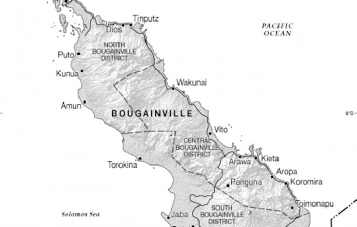 বিশ্ব মানচিত্রে যোগ হচ্ছে নতুন দেশ বুগেনভিলে