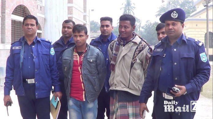 দিনাজপুরে স্কুল ছাত্রীকে গণধর্ষনে জড়িত দুইজন গ্রেপ্তার