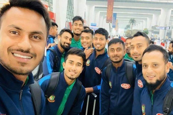 পাকিস্তান যেতে বাংলাদেশ দলের ক্রিকেটারদের জন্য বিশেষ বিমানের ব্যবস্থা